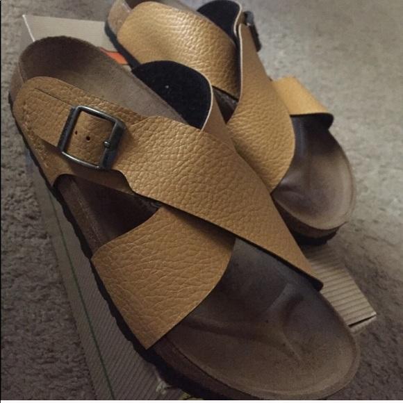 f9cfe65ef7e Birkenstock Yellow Sandals